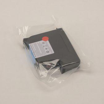 Tintasugaras nyomtató 25mm piros tinta patron (solvent)