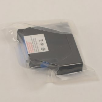 Tintasugaras nyomtató 25mm kék tinta patron (solvent)