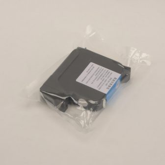 Tintasugaras nyomtató 25mm fehér tinta patron (solvent)