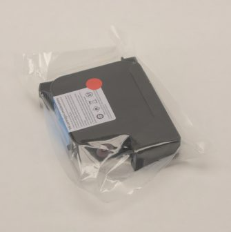 Kézi tintasugaras nyomtató ipari tinta (solvent) 12mm PIROS