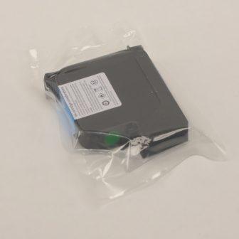 Kézi tintasugaras nyomtató ipari tinta (solvent) 12mm ZÖLD