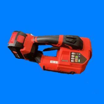 Akkumlátoros automata pántológép PP/PET, 4000N CA4000