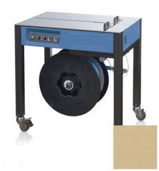 Félautomata pántoló asztal EXS-303 PP szalagokhoz 10-500N!
