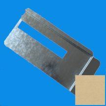 Kézi nyomtató adapterlemez 12mm, kis és hengeres tárgyakhoz