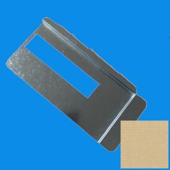 Kézi nyomtató adapterlemez 25mm, kis és hengeres tárgyakhoz