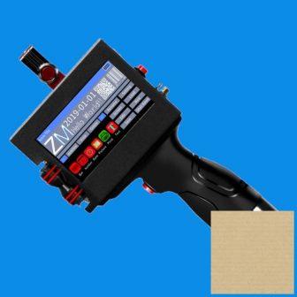 Tintasugaras nyomtató, kézi jelölő, cimkéző , feliratozó nagyképernyős 25,4mm-es betűméret!