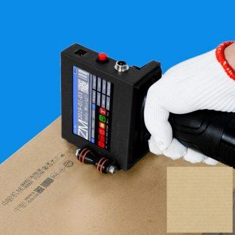 Tintasugaras nyomtató, kézi jelölő, cimkéző , feliratozó nagyképernyős 50,8mm-es betűméret!