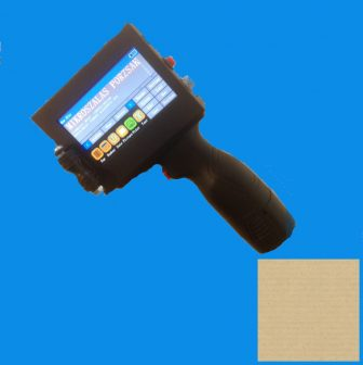 Tintasugaras nyomtató, kézi jelölő, cimkéző , feliratozó nagyképernyős 12,7mm-es betűméret!