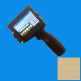 Tintasugaras nyomtató, kézi jelölő, cimkéző , feliratozó nagyképernyős 12,7mm-es betűméret! Speciális!