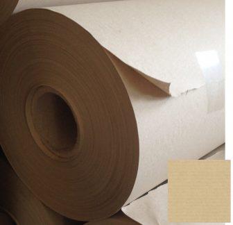Papírtekercs 1000mm x kb. 430fm, 70g/m2, kb. 30 kg/tekercs (nátronpapír)