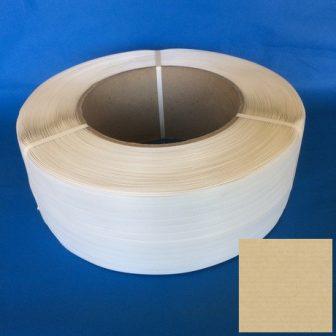 Pántszalag PP 12x0,5mm fehér 2.400 m/tek