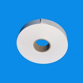 Kötegelő/övező szalag papír 29mm/150m, fehér, 50mm cséve