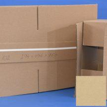 Kartondoboz C102 294(h)x194(sz)x160(m) mm 22B TF (papírdoboz)