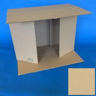 Papír doboz C103 360x260x110mm 1.04B, 3réteg