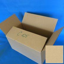 Kartondoboz C105 394(h)x250(sz)x210(m) mm 22B TF (papírdoboz)