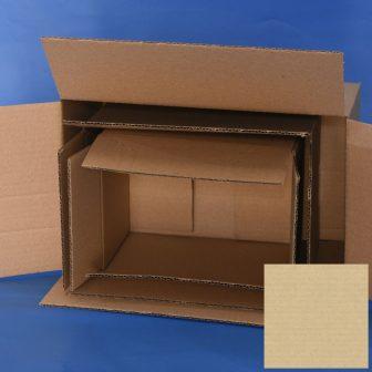 Papír doboz C107 394x294x260mm 1.04B, 3réteg