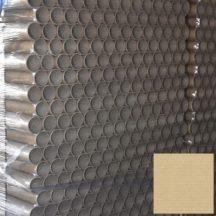 Papír cséve 76,2/4/1000 mm, P10, natúr külső natúr belső borítással