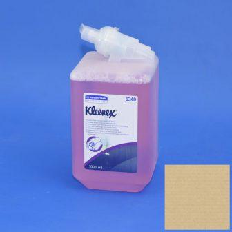Habszappan, Kleenex luxus, pink, 1liter/flakon