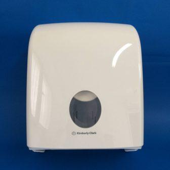Toalettpapír adagoló Aquarius, mini jumbo, tekercses (WC papír)