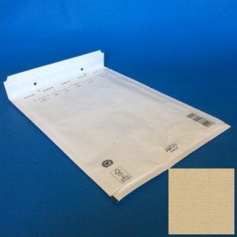 Légpárnás tasak boríték 180x265mm (belméret), D14 fehér