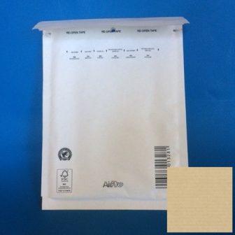 Légpárnás tasak boríték 220x265mm (belméret), E15 fehér