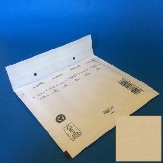 Légpárnás tasak boríték 180x165mm (belméret), CD fehér