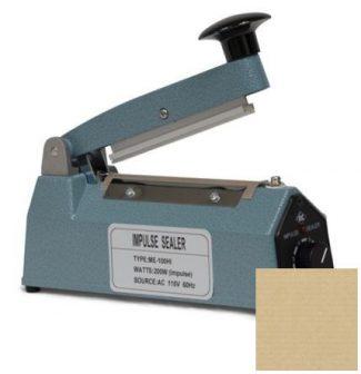 Mercier ME100HI fóliahegesztő 2x100mm