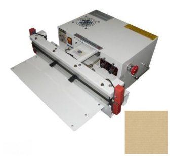 Mercier 605VAD vákuumos fóliahegesztő gép 600mmx5mm